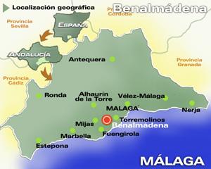 Malaga Benalmadena Pueblo