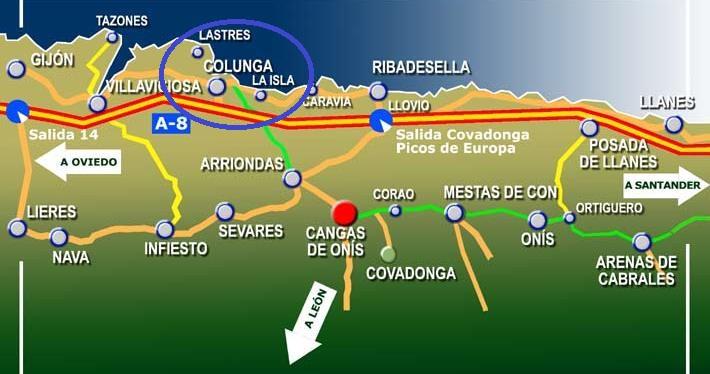 Asturias  Colunga