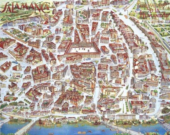 приведена шкала саламанка карта замок бехарских Макияж Грим