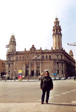 Barcelona barrio g tico - Oficina central de correos barcelona ...