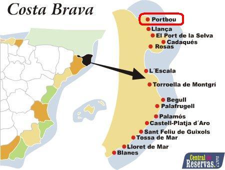 Gerona  Port Bou