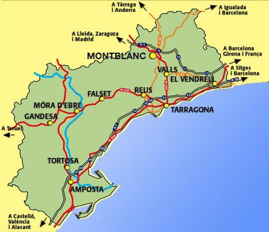 Tarragona Reus
