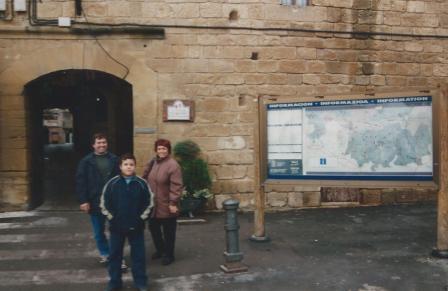 Alava laguardia for Oficina turismo laguardia
