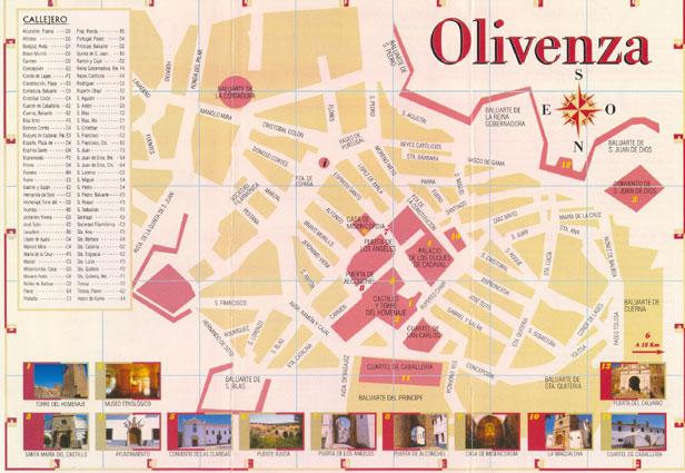 turismo olivenza badajoz