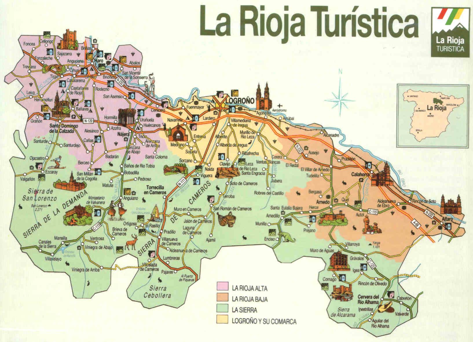 Espana La Rioja