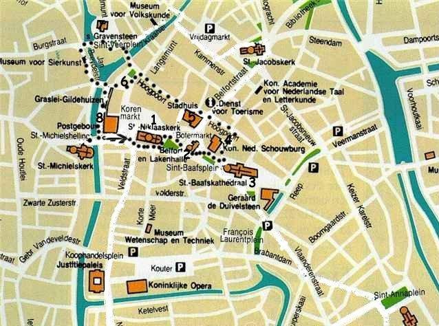 Que Ver En Gante La Ciudad Mas Bonita De Flandes Blog
