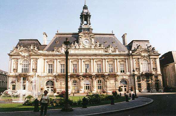 Francia Centre Tours