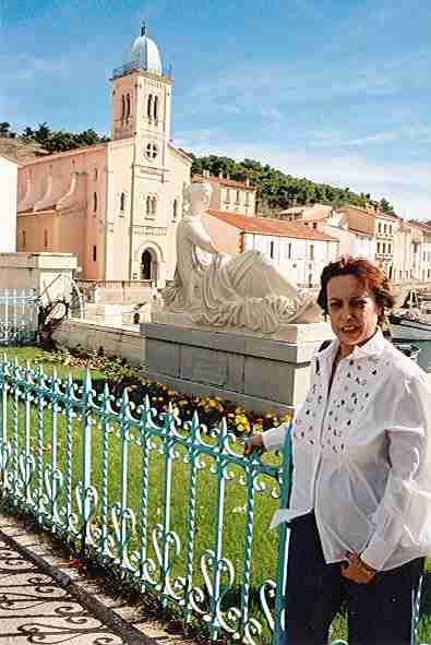 Francia Languedoc Roussillon Port Vendres