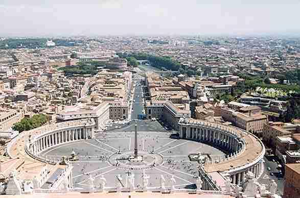 Ciudad del vaticano for Cuando se creo la arquitectura